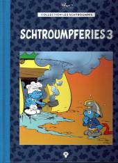 Les schtroumpfs - La collection (Hachette) -43- Schtroumpferies 3
