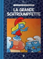 Les schtroumpfs - La collection (Hachette) -44- La grande schtroumpfette