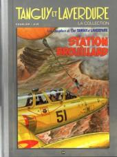 Tanguy et Laverdure - La Collection (Hachette) -24- Station brouillard