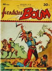 Aventures BOUM -25- L'indomptable