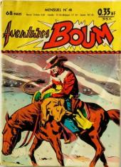 Aventures BOUM -48- L'expédition du Fort King