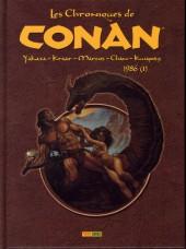 Les chroniques de Conan -21- 1986 (I)
