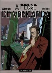 Les cités Obscures (en portugais) -2- A Febre de Urbicanda