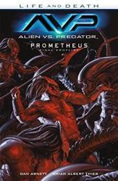 Predator: Life and Death (2016) - Final conflict