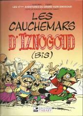 Iznogoud -17a91- Les cauchemars d'iznogoud (bis)