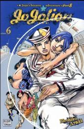 Jojo's Bizarre Adventure - Jojolion -6- Le but de Tsurugi Higashikata - L'architecte