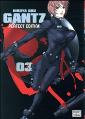 Gantz (Perfect Edition) -3- Tome 3