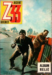 Z33 agent secret -Rec42- Album relié N°42 (n°146, 149, 152 et 154)