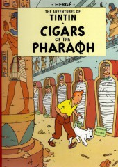 Tintin (The Adventures of) -4c- Cigars of the Pharaoh