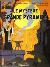 Blake et Mortimer -5a87- Le Mystère de la Grande Pyramide - Tome 2