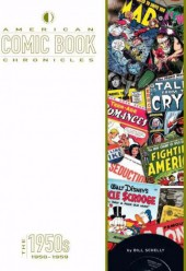 (DOC) American Comic Book Chronicles -1- The 1950's