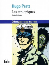 Corto Maltese -2Poch17- Les éthiopiques