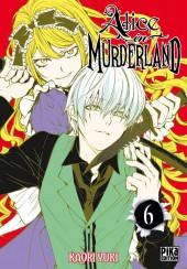 Alice in murderland -6- Tome 6