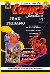 (DOC) Comics Signatures -1Bis- Dossier Jean Frisano
