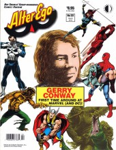 (DOC) Alter Ego Vol 3 -131- Gerry Conway : First time around at Marvel (And DC)!