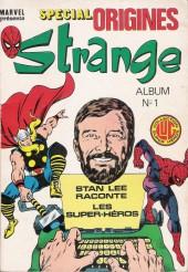 Strange (Spécial Origines) -Rec01- Album N°1