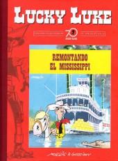 Lucky Luke (Edición Coleccionista 70 Aniversario) -33- Remontando el Mississippi