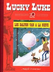 Lucky Luke (Edición Coleccionista 70 Aniversario) -34- Los Dalton van a la nieve