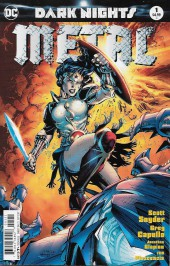 Dark Nights: Metal (2017) -1B- Issue #1