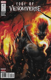 Edge of VenomVerse (2017) -3- Edge of Venomverse The Ghost Rider
