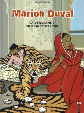 Marion Duval -8b09- La vengeance du prince melcar