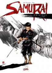 Samurai Origines -1- Takeo