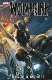 Wolverine - Flies to a spider - Flies to a spider