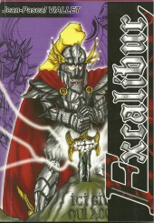 Excalibur - Tome 1
