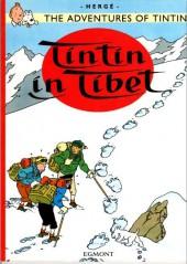 Tintin (The Adventures of) -20c2012- Tintin in Tibet