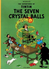 Tintin (The Adventures of) -13a74- The Seven Crystal Balls
