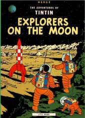 Tintin (The Adventures of) -17- Explorers on the Moon