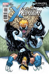 All-New Wolverine (2016) -24VC- Hive: Part 3 of 3 - Venomized Sabretooth Variant