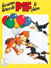 Pif le chien (3e série - Vaillant) -45- 3e série T.45
