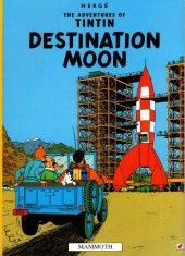 Tintin (The Adventures of) -16c1990- Destination Moon