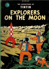 Tintin (The Adventures of) -17a90- Explorers on the Moon