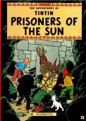 Tintin (The Adventures of) -14b90- Prisoners of the Sun
