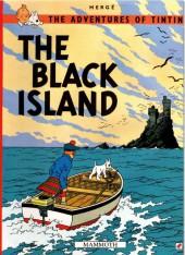 Tintin (The Adventures of) -7d1990- The Black Island
