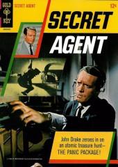 Secret Agent (Gold Key - 1966) -1- (sans titre)