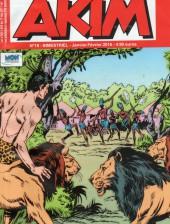 Akim (3e série) -19- Un million de dollars lâchés dans la jungle - Raganar le tigre du Bengale