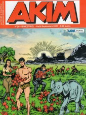 Akim (3e série) -20- La source qui tue - Drôle de corrida!