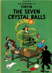 Tintin (The Adventures of) -13a75- The Seven Crystal Balls