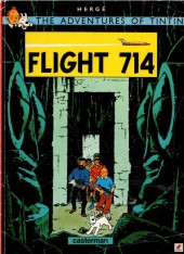 Tintin (The Adventures of) -22b76- Flight 714