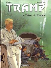 Tramp -9a14- Le Trésor du Tonkin