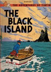 Tintin (The Adventures of) -7a1978- The Black Island