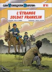 Les tuniques Bleues -61- L'étrange soldat Franklin