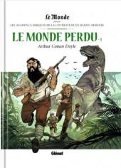 Les grands Classiques de la littérature en bande dessinée -19- Le Monde perdu - 1