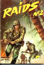 Raids -2- Soldats en Birmanie