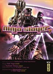 Ninja slayer  -7- Tome 7