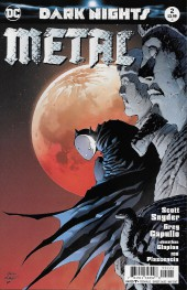 Dark Nights: Metal (2017) -2A- Issue #2