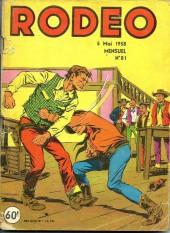 Rodéo -81- Miki le ranger